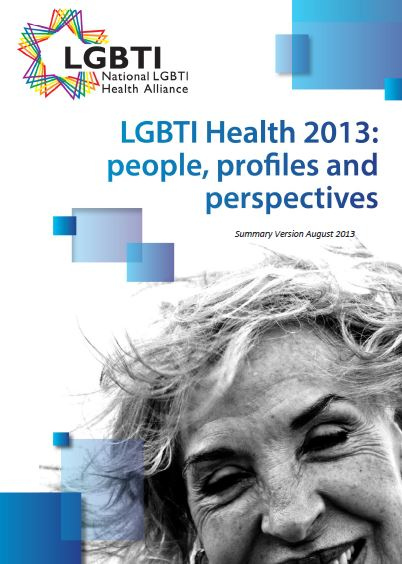 National LGBTI Health Alliance | Research | Technical Writing | NGO