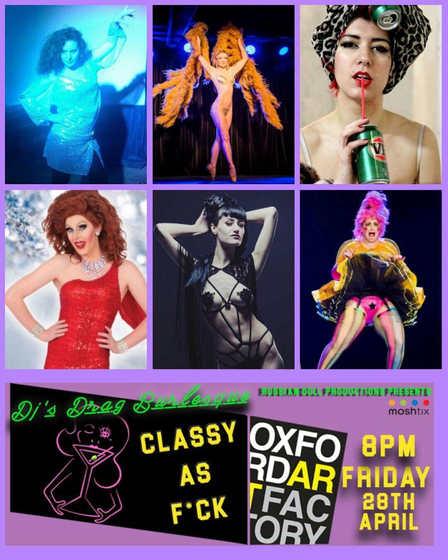 Classy As F*ck | Events | PR Campaign |Publicity