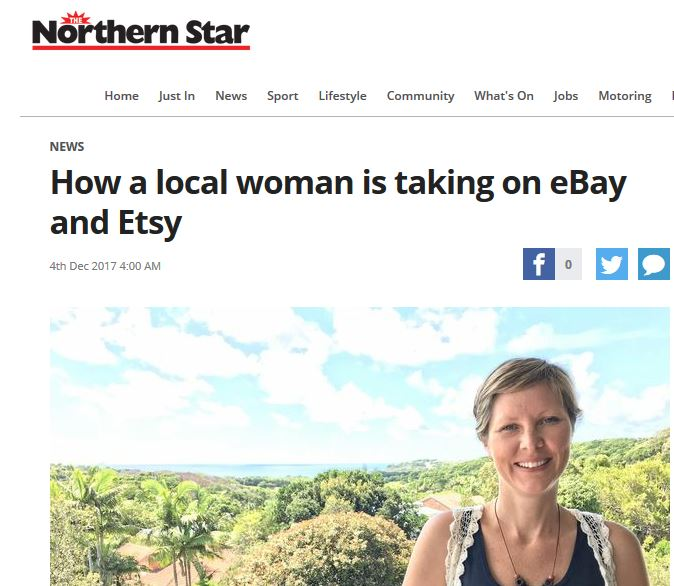 Northern Star article MadeIt